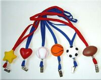 Stress Lanyard w/ Football