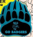 Badger Paw Foam Hand Mitt