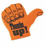 Thumb's Up Foam Hand Mitt (16