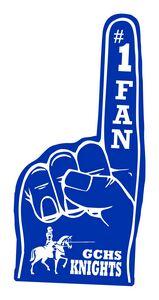 Foam #1 Finger/Mitt (14)