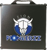 "Square Vinyl Stadium Cushion (11""x11""x1"")"