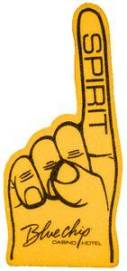 Foam #1 Finger/Mitt (16)