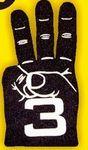 3-Finger Foam Hand (16