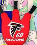 3-Clawed Talon w/Extended Claws Foam Hand Mitt (16