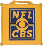 Custom Square Vinyl Stadium Cushion (12