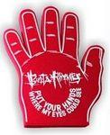 High Five Hand Foam Hand Mitt (16