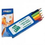 Custom Prang Colored Pencils 5 Pack (Imprinted)