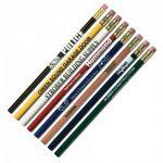 Custom Jumbo Pencil w/Eraser
