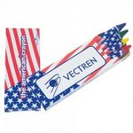 The American® Crayon 4 Pack (Imprinted)