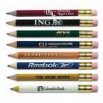 Custom Round Survey Pencil