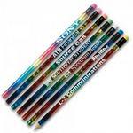 Custom Rainbow Pencil