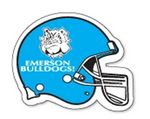 Football Helmet Outdoor Magnet (7