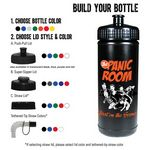 Custom Classic Squeeze 16oz Sports Bottle