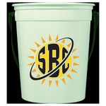 Custom 32oz Glow-in-the-Dark Pail with Handle