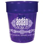 Custom Fluted 16oz Jewel Stadium Cup