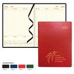 Custom Letts of London Signature Medium Desk Planner - Week-To-View