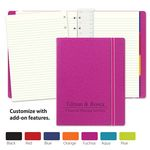 Custom Refillable Desk Notebook by FiloFax
