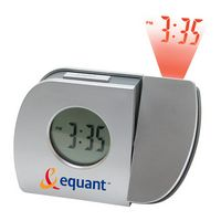 Boise Projection Alarm Clock w/ Temperature Function
