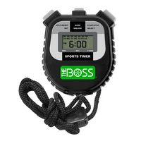 Vega Sport Timer w/ Sure Grip Case and Alarm Clock
