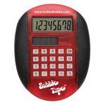 Custom China Oval Compact Calculator