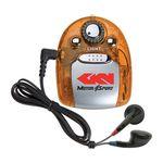 Classical Translucent FM Scanner Radio w/ Flashlight