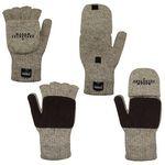 Custom Fingerless Glove/Mitten Combo