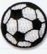 Custom Printed Soccer Ball Embroiderys