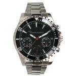 Custom Men's Pedre Chronograph Watch (Black Dial)