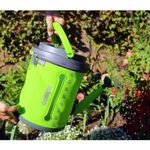 Custom Premium 2.4 Gallon Watering Can - Lime Green