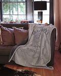 Custom Cobblestone Mills Newcastle Sherpa Blanket