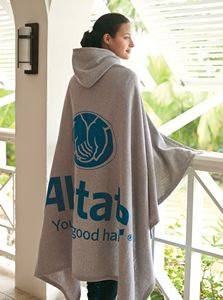 a782d57e24 Game Day Hooded Blanket™ - GDHB - IdeaStage Promotional Products