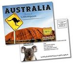 """Postcard - 4.25""""x5.5"""" Square Corners - 10 Point Uncoated Matte"""