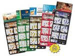 Magna-Card Business Card Magnet Hockey Schedules (3.5