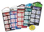 Magna-Card House Shape Magnet Hockey Schedules (3.5