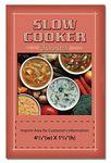 Slow Cooker Favorites Cookbook