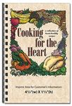 Custom For Your Health Cookbook - Cooking For The Heart