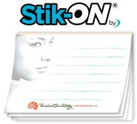 Stik-ON® Adhesive 25 Sheet Note Pads