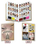 Custom 68 Page Folded & Staple-Bound Booklet, Brochure or Catalog