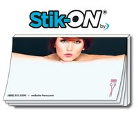 "Stik-ON® Adhesive Note Pads (5""x3"")"