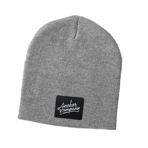 Basic Beanie Cap with Woven Label - HJL - Brilliant Promotional Products 46c59ecf4488