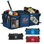 Custom Tailgater Trunk Cooler Organizer (Solid Colors)