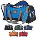 Custom Deluxe Travel Duffel Bag