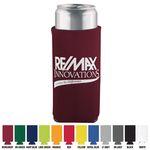 Slim Beverage Insulator Cooler Pocket Can Koolie - 3 Side Imprint Included!