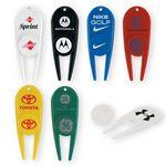Custom Golf Divot Tools