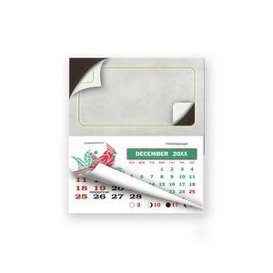 Peel & Stick Calendar Magnets W/Tear Away Calendar