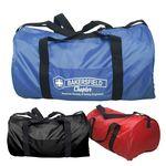 Polyester Gym Barrel Bag