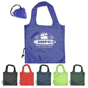 "Bags - Foldable Poly Tote Bag (16""W x 15""H)"