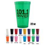 22 Oz Stadium Cups