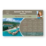 Custom 20 Mil Rectangle Jumbo Vinyl Magnet (5 1/2