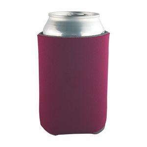 Burgundy Red Blank
